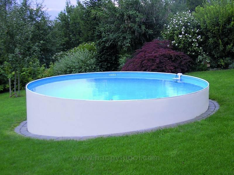 uima allas happy pool 400x150cm py re uima allaspaketti. Black Bedroom Furniture Sets. Home Design Ideas